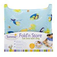 Summer Fold'n Store Tub Time Bath Sling, 1.0 CT