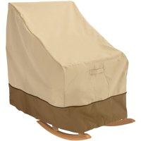 "Classic Accessories Veranda Patio Rocking Chair Storage Cover, Fits Chairs 27.5""L x 32.5""D"