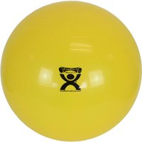 "CanDo® Inflatable Exercise Ball - Yellow - 18"" (45 cm)"