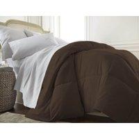 Merit Linens Luxury Premium Over Filled Down Alternative Comforter - King/California King - Chocolate
