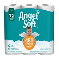 Angel Soft Toilet Paper, 18 Mega Rolls