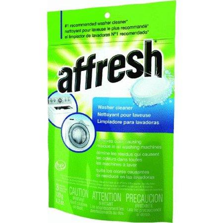 Affresh Washer Cleaner Tablets 3 Count Walmart Com