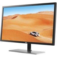 "AOC Monitor 32"" Class IPS Panel QUAD 2560x1440 Resolution 75Hz FreeSync VGA DVI HDMI DisplayPort Q3279VWFD8"