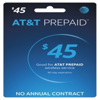 AT&T PREPAID℠ $45 (Email Delivery)