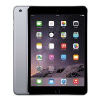 "Apple iPad mini 4 Wi-Fi - Tablet - 16 GB - 7.9"" IPS ( 2048 x 1536 ) - rear camera + front camera - Wi-Fi, Bluetooth - space gray"