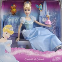 Disney Princess and Friends Cinderella Giftset