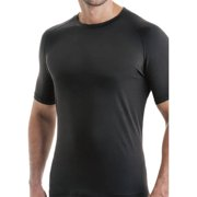 8b36f0964cd6 Copper Fit Men s Compression Performance Base Layer Short Sleeve T-Shirt