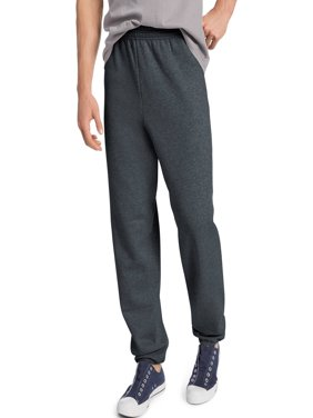 Big & Tall Men's EcoSmart Elastic Bottom 32 Inch Inseam Sweatpants