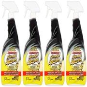 (4 Pack) Greased Lightning Super Strength Multi-Purpose Cleaner & Degreaser, 32 fl oz