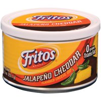 (2 Pack) Fritos Jalapeno Cheddar Flavored Cheese Dip, 9 oz
