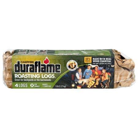 Corn Log - duraflame Campfire Roasting Logs, 4-ct bundle