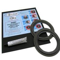 """Kenwood Speaker Foam Edge Repair Replacement  Kit, 6.5"""", FSK-6.5"""