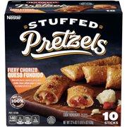 HOT POCKETS Fiery Chorizo Queso Fundido Stuffed Pretzels 10 ct Box