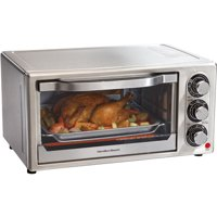 Hamilton Beach Stainless Steel 6 Slice Toaster Oven | Model# 31511