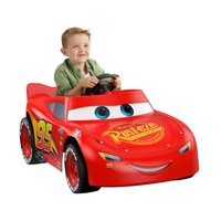 Power Wheels Disney·Pixar Cars 3 Lightning McQueen Ride-On