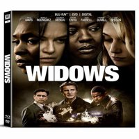 Widows (Blu-ray + DVD + Digital Copy)