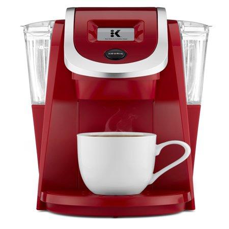 Keurig K250 Single Serve Imperial Red K-Cup Pod Coffee ...