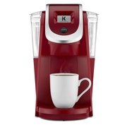 Keurig K250 Single Serve, K-Cup Pod Coffee Maker, Imperial Red