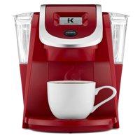 Keurig K250 Single Serve, K-Cup Pod Coffee Maker, Imperial Red