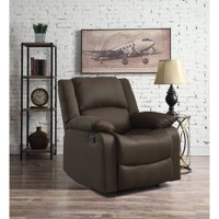 Warren Recliner Single Chair, Multiple Colors