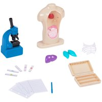 My life as biology play set for dolls, designed for ages 5 and up