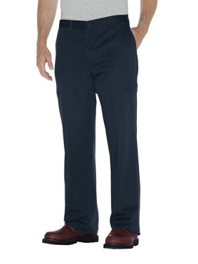 Men's Loose Fit Straight Leg Cargo Pants