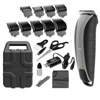Remington Virtually Indestructible Barbershop Clipper, Lithium Rechargeable Battery, Grey, HC5870