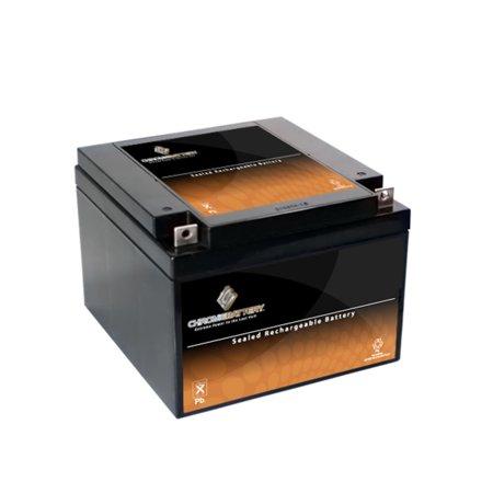 12V 28AH Sealed Lead Acid (SLA) Battery for SEALED DEEP-CYCLE (28ah Battery)