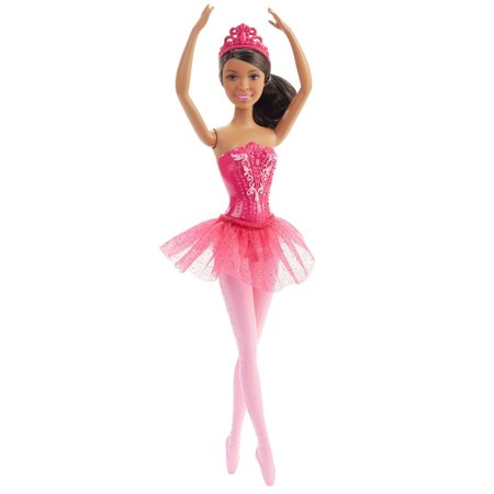 Barbie Ballerina Nikki Doll with Pink Tutu & Removable (Barbie Best Fashion Friend)