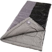 Coleman Biscayne 40 Degrees Big and Tall Warm Weather Adult Sleeping Bag