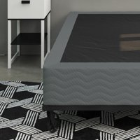 Belham Living 7 Inch Folding Metal Box Spring Easy Assembly Mattress Foundation, Multiple Sizes Available