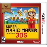 Deals on Super Mario Maker, Nintendo 3DS Nintendo Switch