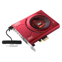 Creative Sound Blaster Z PCIe 5.1 Channel Internal Sound Card