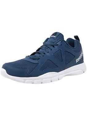 Reebok Men's Dash Train Brave Blue / White Pewter Ankle-High Training Shoes - 10M