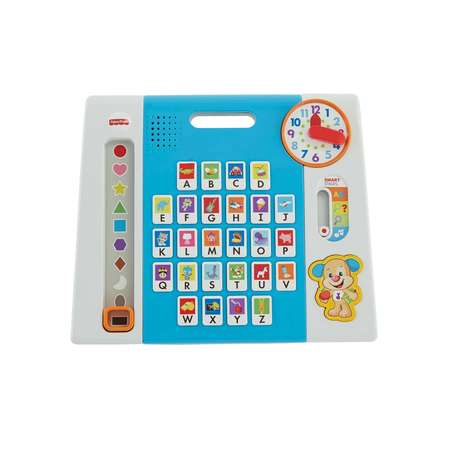 Fisher-Price Laugh & Learn Puppy's A to Z Smart