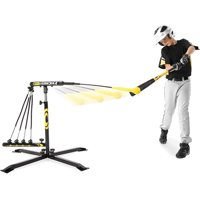 SKLZ Hurricane Category 4 Adjustable Batting Trainer Solo Swing