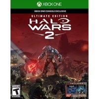 HALO Wars 2 Ultimate Edition, Microsoft, Xbox One, 889842148473