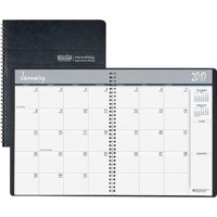 House of Doolittle Embossed Cover 14-month Mthly Planner