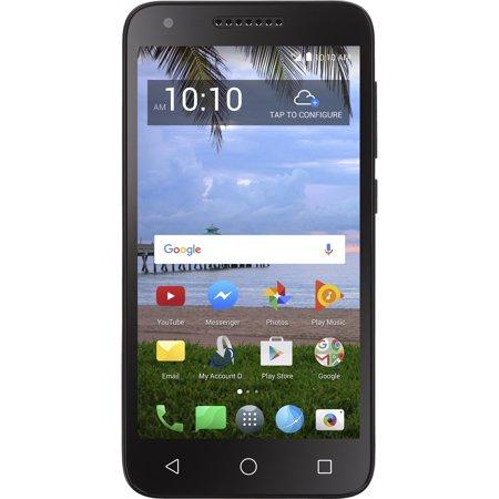 Tracfone Alcatel Raven Prepaid Smartphone