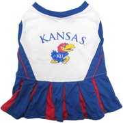 Pets First College Kansas Jayhawks Cheerleader 15a36c34d