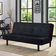Dhp Kebo Futon Couch With Microfiber Cover Multiple