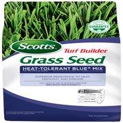 Scotts Turf Builder Grass Seed Heat-Tolerant Blue Mix 7 lbs
