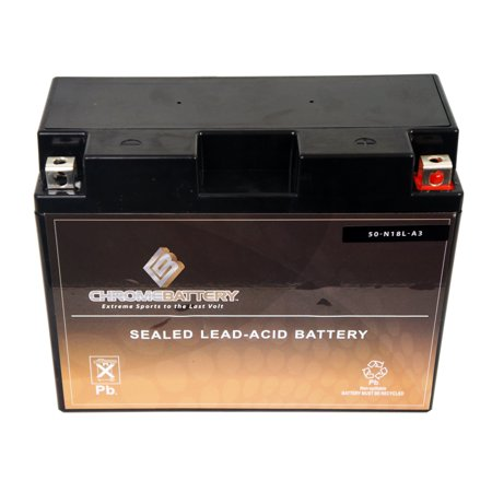 - Y50-N18L-A3 Motorcycle Battery for HONDA GL1100 Gold Wing 1100CC 80-'83