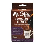 Mr Coffee Coffeemaker Cleaner For Automatic Drip Brewers 2 Ct