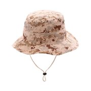 f6cef7698b723 Top Headwear Safari Explorer Bucket Hat Outdoor Hunting Cap