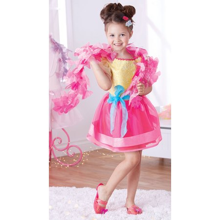 Fancy Nancy Signature Dress-up Dress - Hippy Dress Up