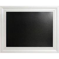 """Linon Home 24"""" x 30"""" Chalkboard with Frame, Multiple Colors"""