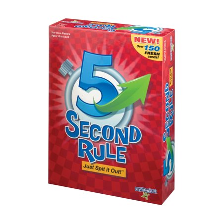 5 Second Rule (Halloween Safety Rules Game)