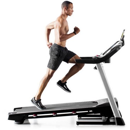 "ProForm 905 CST Treadmill with 5"" Display, Incline and Workout Programs"