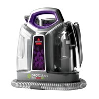 BISSELL SpotClean ProHeat Pet Portable Carpet Cleaner, 6119W